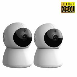 1080P HD Dome 360° Wireless WiFi Baby Monitor Safety Home S