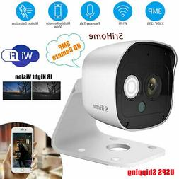 1296P Wireless Security Camera Indoor Home Smart Wifi System