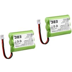 2 Pack 3.6V 900mAh MBP36 Cordless Phone Battery For Motorola