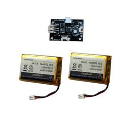 3.6v lithium battery 2200mAh for Motorola Baby Monitor MBP36