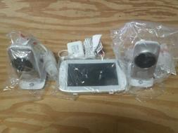 Motorola Baby Monitor 845connect WIFI With 2 Cameras, B