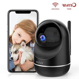 Victure Dualband 2.4Ghz and 5Ghz 1080P WiFi Camera Baby Moni