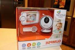 "Summer Infant Glimpse 2.8"" Video Baby Monitor"