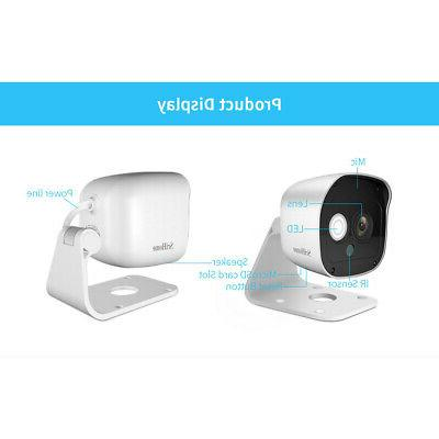 1296P Security Indoor Smart System Baby Monitor