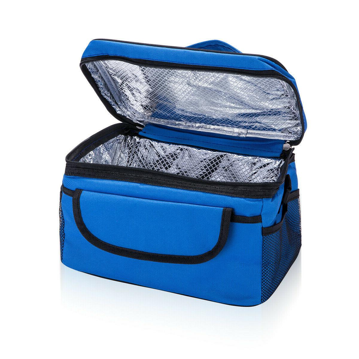 Large Lunch Bag Lunch Box Cooling for USA