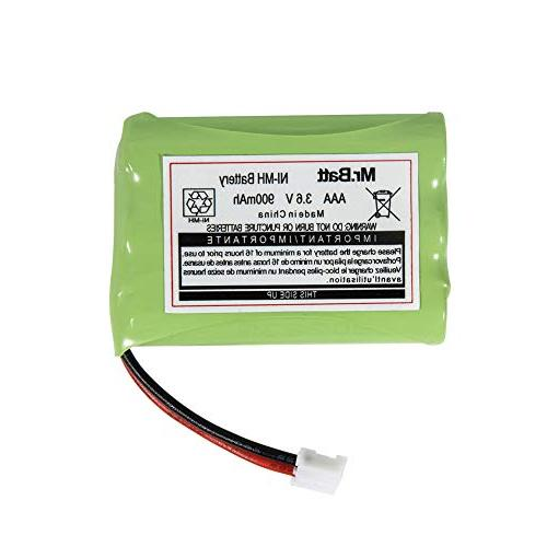 Mr.Batt Replacement Battery for Baby MBP33 MBP33S MBP33PU MBP36PU