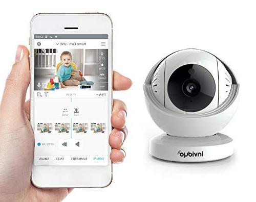 a i video baby monitor with crying