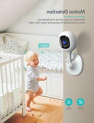 Baby Monitor Crying Alerts and Way Home Security