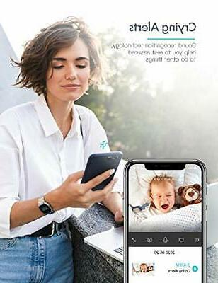 Baby Crying Way WiFi Home Security
