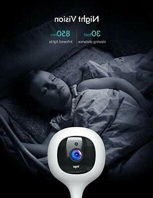 Baby Monitor Crying and Way Audio Home Security