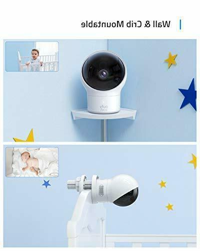 eufy Peace of Mind for New Moms 5 LCD Display Lens