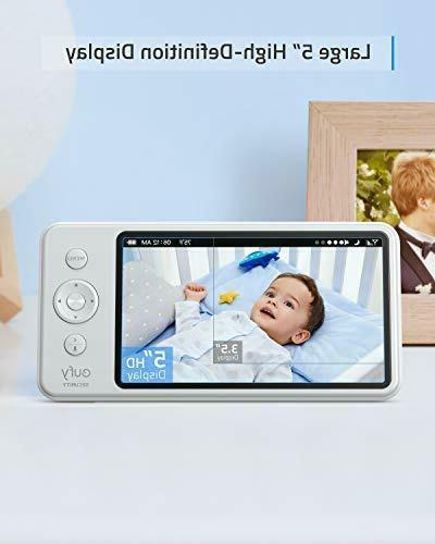 eufy of Mind Moms 5 LCD Display