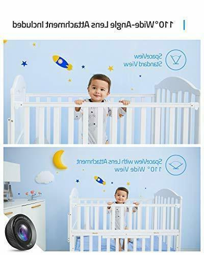 eufy of Mind New Moms 5 LCD Display