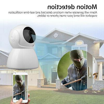 Wireless HD Baby Pet Network Security IP Camera WiFi Webcam