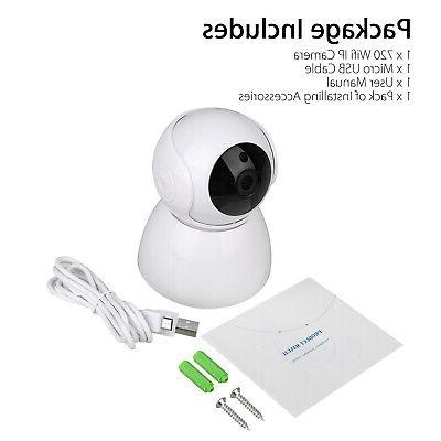 Baby Security IP Camera WiFi
