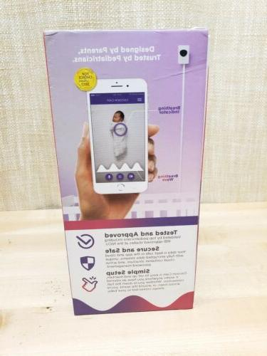 Baby Monitor with Breathing Monitoring 2019 Version NO TAX NEW Cocoon Cam Plus