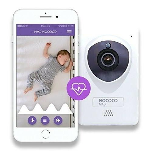 plus baby monitor with breathing monitoring new
