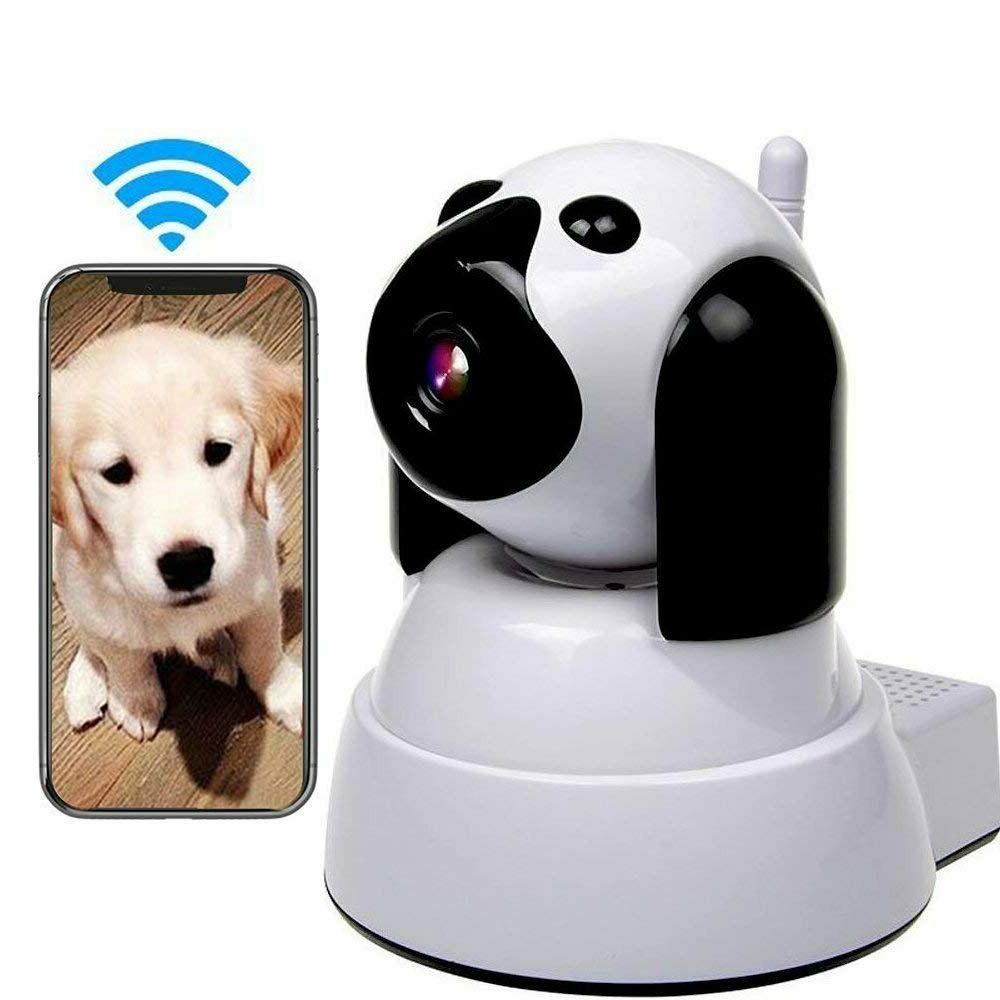 WiFi HD Wireless Dog Baby Pet with Night Vision