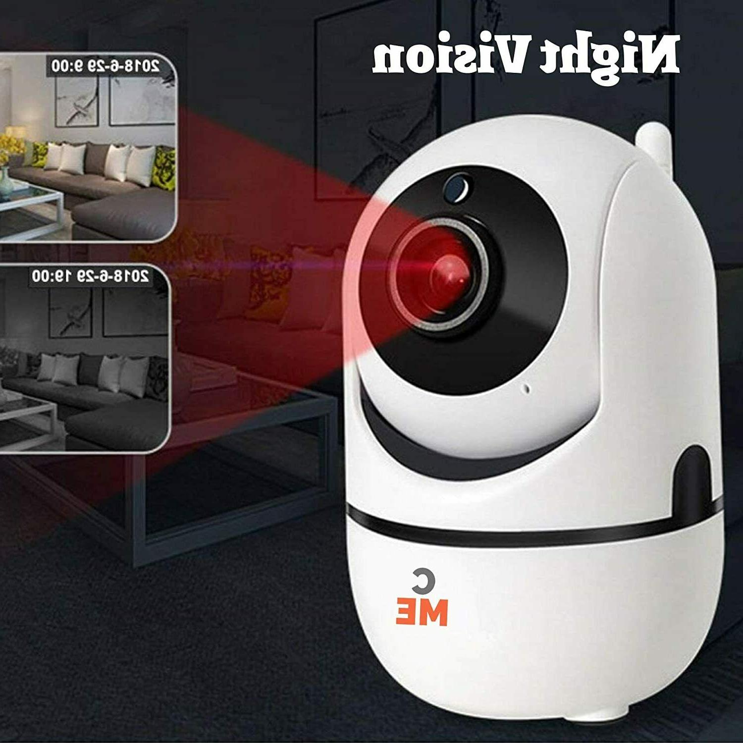 1080P Wireless Security System Monitor