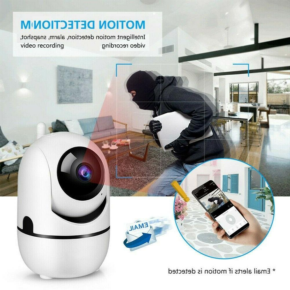 Wireless Security Camera Smart Wifi System Monitor Home