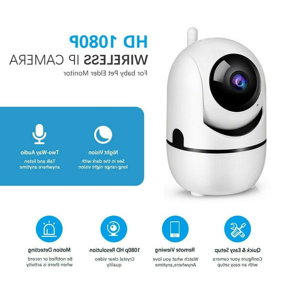 Wireless Security Smart Monitor Home