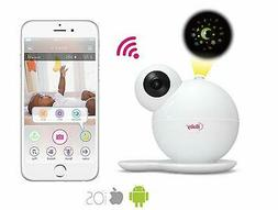 iBaby M7 Baby Monitor 1080P with Thousands of lullabies  Bed