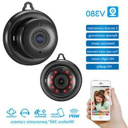 Mini Camera WiFi Room Baby Security Monitor Night Vision for