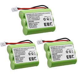 3x 3.6V 900mAh Baby Monitor Battery For Motorola MBP33 MBP36