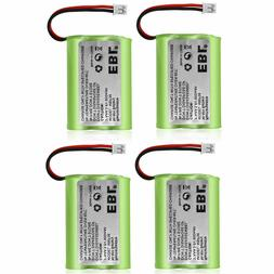 4x 3.6V 900mAh Baby Monitor Battery For Motorola MBP43 MBP41