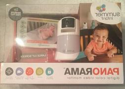 Summer Infant Panorama Video Baby Monitor with 5-inch Screen