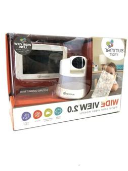 Summer Infant WIDE VIEW 2.0 Digital Color Video Baby Monitor