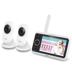 VTech Video Baby Monitor with 2 Cameras, SM8252-2 - New!