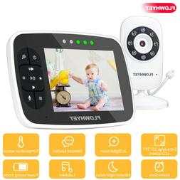 Wireless Home Security Systems Video Baby Monitor, 3.5 Inch